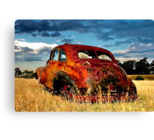 """The Chev"" Canvas Print"