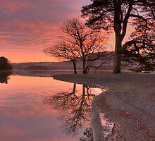 Sunrise near Hawes End by Rich Gale