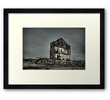 Halfway House Framed Print