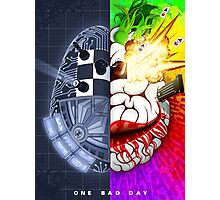 One Bad Day Photographic Print