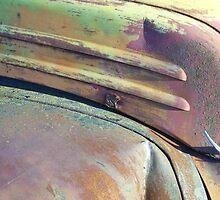 Garner's Wreck #8 by Craig Watson