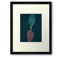 Parallel Universe Framed Print