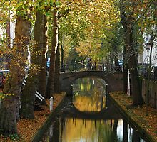 Dreaming of autumnal Utrecht by jchanders