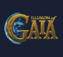 Illusion of Gaia (SNES) Title Screen by AvalancheShirts