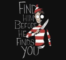 Where's Waldo? T-Shirt