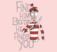 Where's Waldo? Kids Clothes