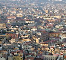 The Roofs of Naples  by Stylen