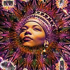 The Queen... Queen Latifah by CodyNorris