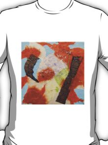 Egyptian Collage by Holly Cannell T-Shirt