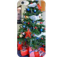 Patriotic Christmas iPhone Case/Skin