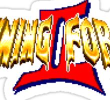 Shining Force 2 (Genesis) Title Screen Sticker