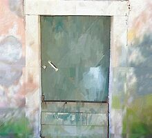 HC 23 Door by Heloisa Castro