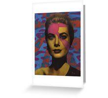 Grace Kelly. Tokyo Series Greeting Card