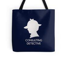 Consulting Detective Sherlock Shirt - Dark Tote Bag