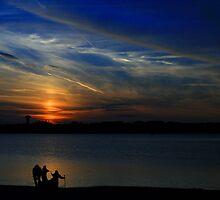 SUNSET ROW by Cindi Smith
