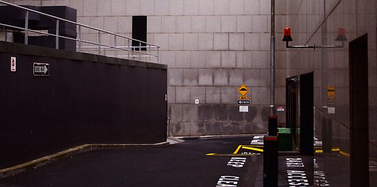 Signage v.1: One Way by Jonathan Russell
