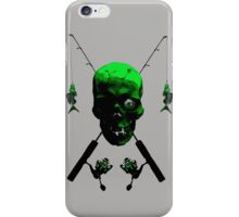Fisherman's Skull and Rods iPhone Case/Skin