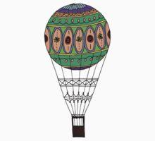 Hot Air Balloon Kids Clothes