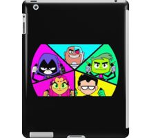 GO TEAM! iPad Case/Skin