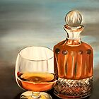 Have A Drink On Me (Light blue background) by Weshon  Hornsby