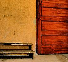 Stoop by Cathleen Tarawhiti