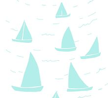 Sailing Sailor by Moonlightoak