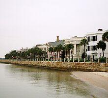 High Battery, Charleston, S.C., U.S.A. by James J. Ravenel, III
