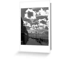 View from Albert Dock Greeting Card