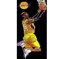 L.A. Lakers Air Quality Photographic Print