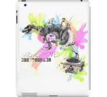 Misterwives Watercolor iPad Case/Skin