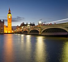 London, Westminster by MarcoSaracco