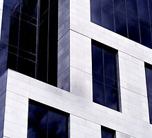 Abstract architecture by Paul Reay