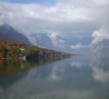 Lake Bohinj, Slovenia by oscars