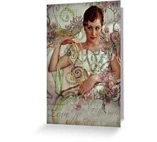 Love and Affection Greeting Card