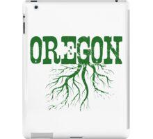 Oregon Roots iPad Case/Skin