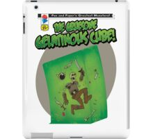 Gelatinous Cube iPad Case/Skin