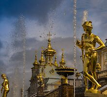 Peterhof palace by LudaNayvelt