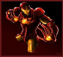 I Am the Iron Man by Mike Dio