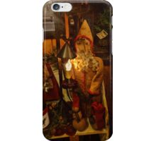 Country Christmas Crafts 12 iPhone Case/Skin