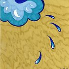Rain by Angelique  Moselle