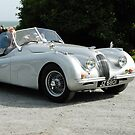 Jaguar XK120 Roadster Ulster by ragman