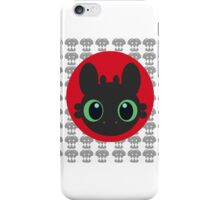 Toothless V.2 iPhone Case/Skin