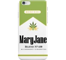 MaryJane iPhone Case/Skin