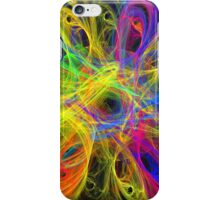 Apophysis Fractal 24 iPhone Case/Skin