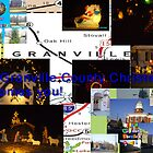 Granville County Christmas Collage by Thomas Josiah Chappelle