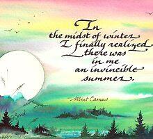 Invincible by Julie Bond Genovese