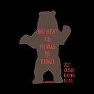 Bears Kill Color2 by vbahns