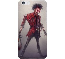 The Face Carver iPhone Case/Skin