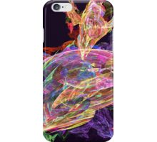 Apophysis Fractal 27 iPhone Case/Skin