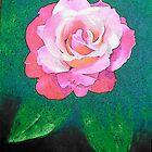 Rose II by Gary  Crandall
